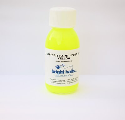 softbaitpaint fluo yellow