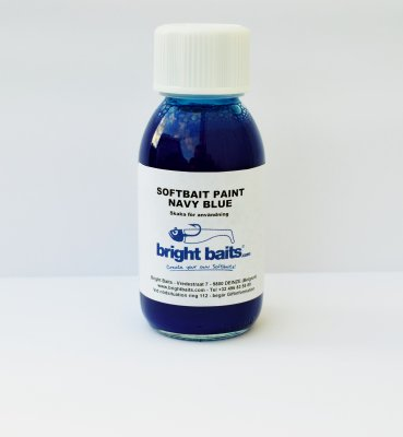 softbaitpaint navy blue