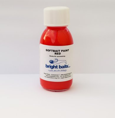 softbaitpaint red